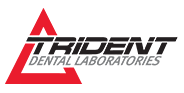 Trident Dental Lab Logo
