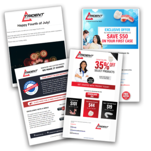 Sign up Trident Dental Lab Newsletter Discounts and Coupons